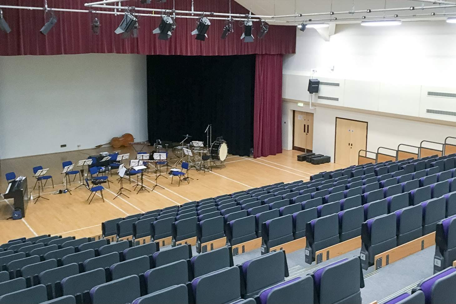 The Causeway School Main hall space hire