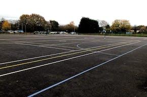Harris Academy Beckenham   Hard (macadam) Netball Court