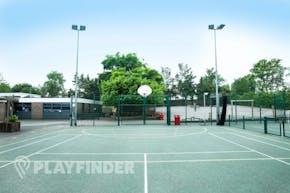 Stanley Primary School | Hard (macadam) Basketball Court