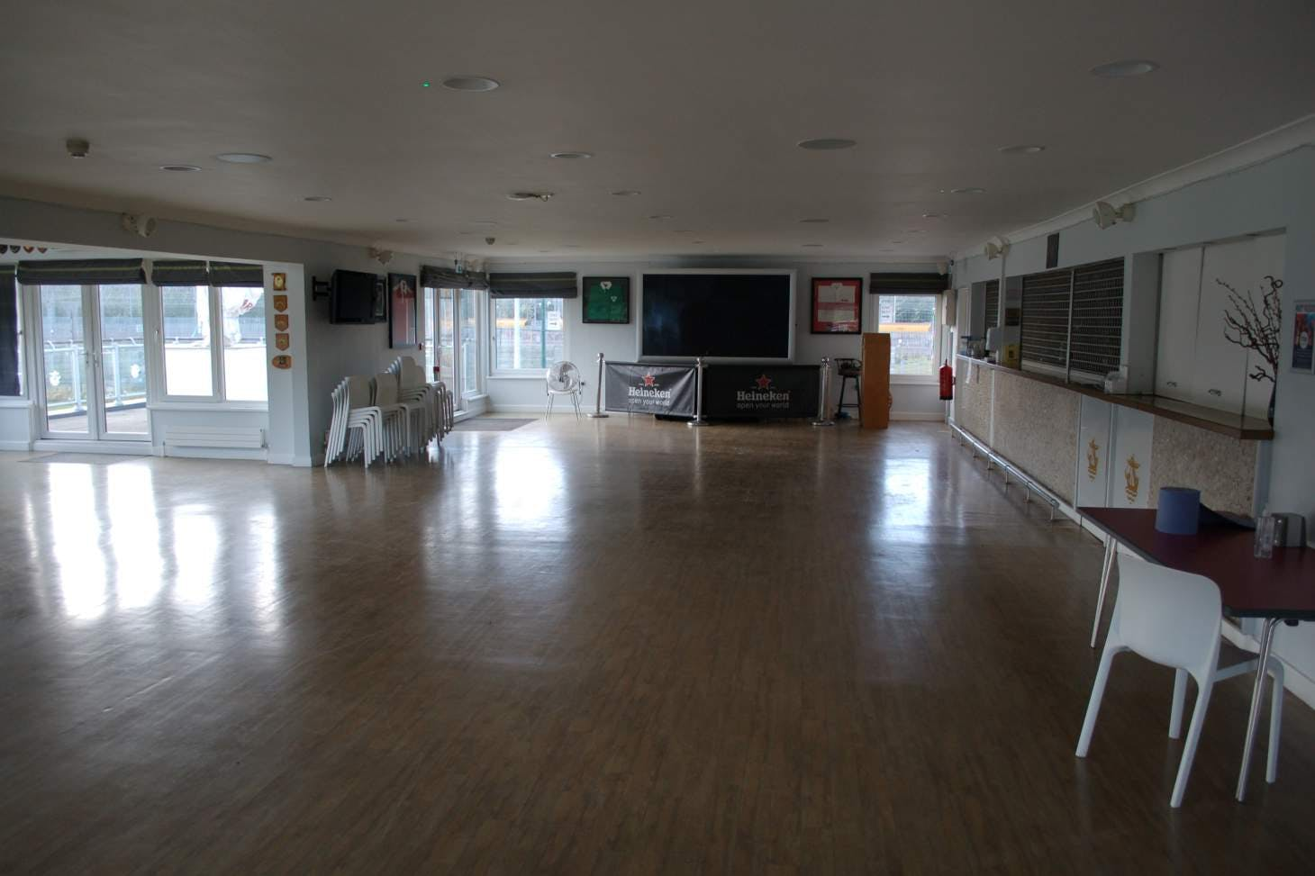 Folkestone Rugby Club Clubhouse   Full day hire space hire