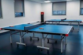 Sir Simon Milton Westminster UTC | Indoor Table Tennis Table