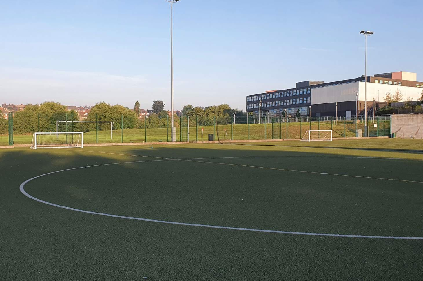Outwood Academy Shafton 5 a side   3G Astroturf football pitch