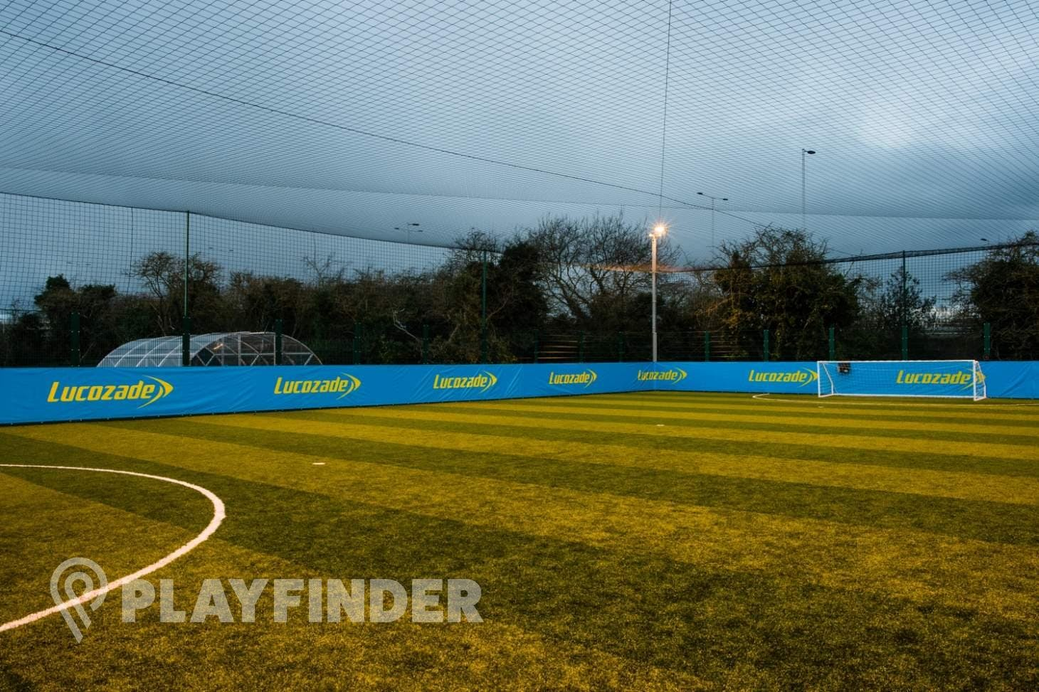 Powerleague Shepherd's Bush 5 a side | 3G Astroturf football pitch