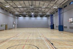 Fairfield High School for Girls | Indoor Badminton Court