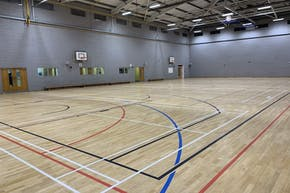 Fairfield High School for Girls | Indoor Netball Court