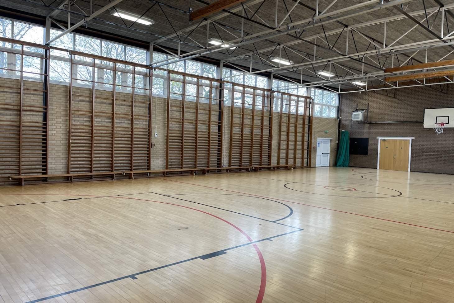 Shipston High School Gymnasium space hire