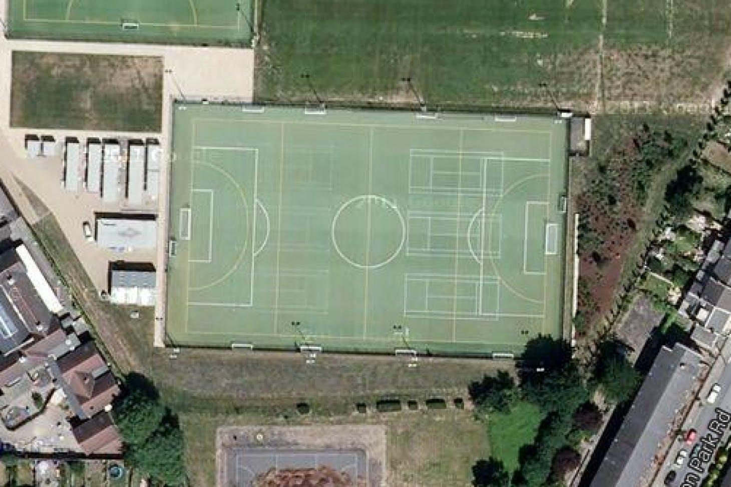 Honour Oak Park 11 a side | Astroturf football pitch
