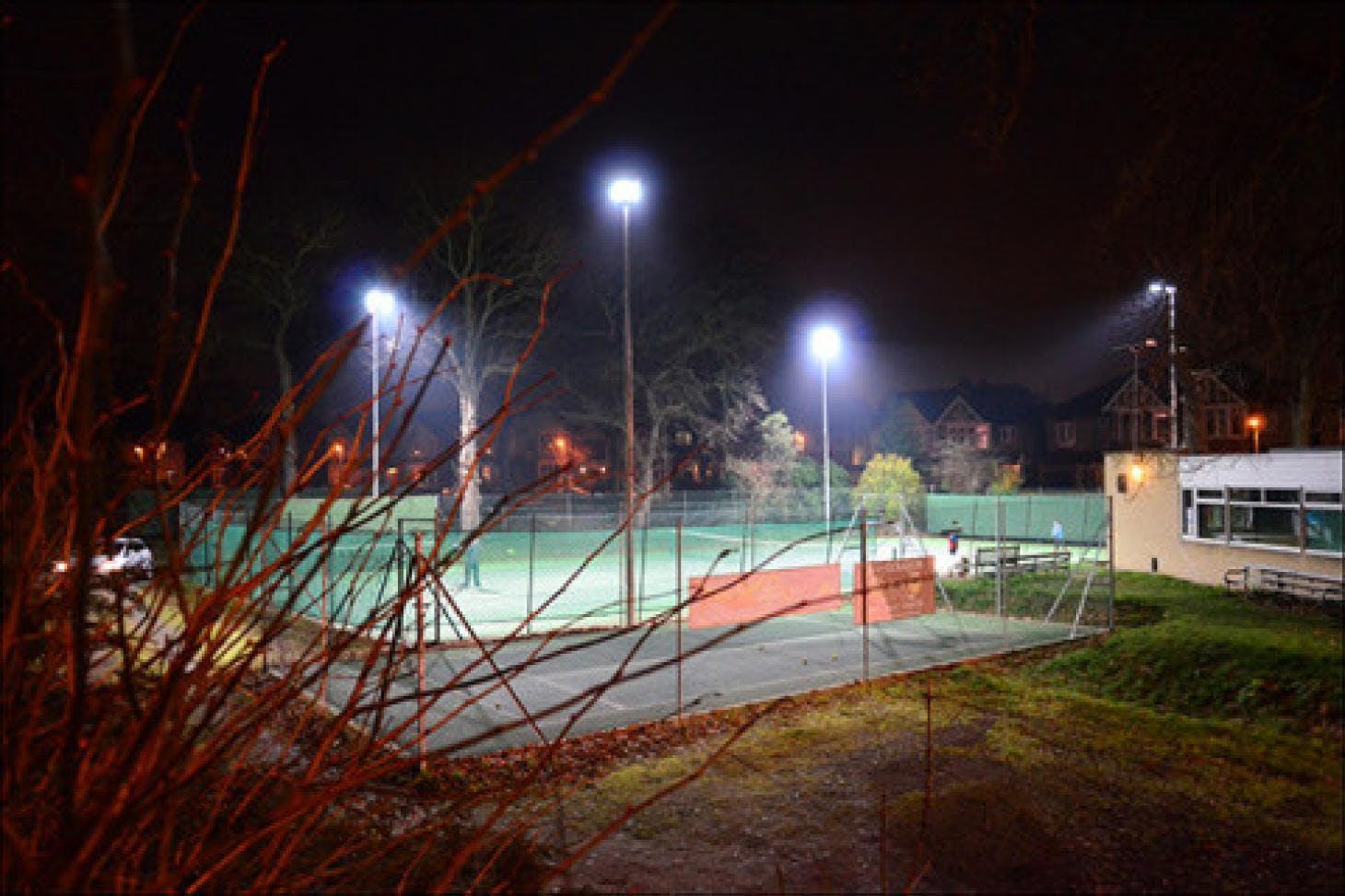 Aldersbrook Lawn Tennis Club Outdoor | Hard (macadam) tennis court