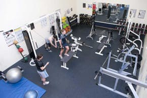 Robert Lowe Sports Centre | N/a Gym