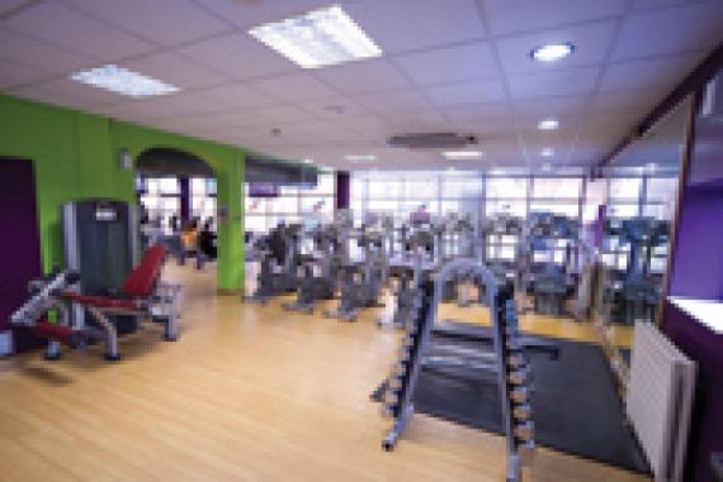 Archway Leisure Centre Gym gym