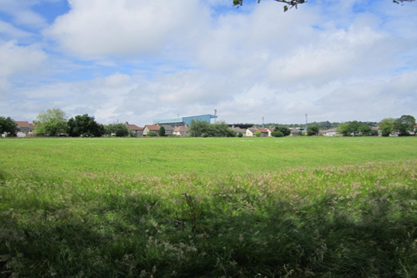 Shaftesbury Playing Field Full size | Grass cricket facilities