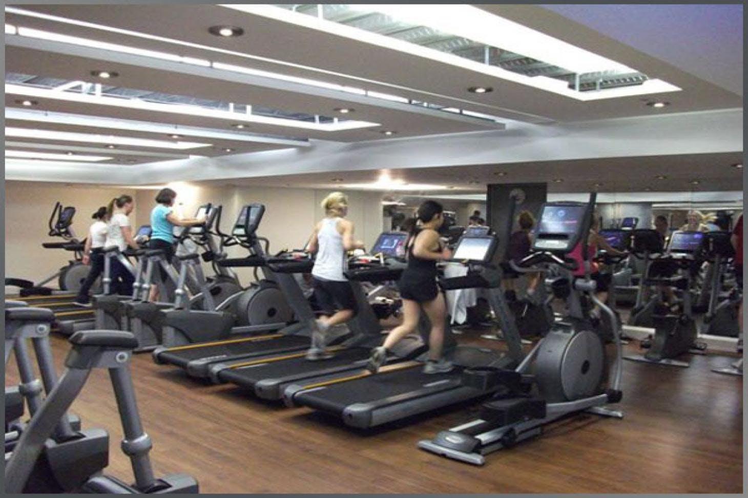 Nuffield Health City Point Moorgate Gym gym