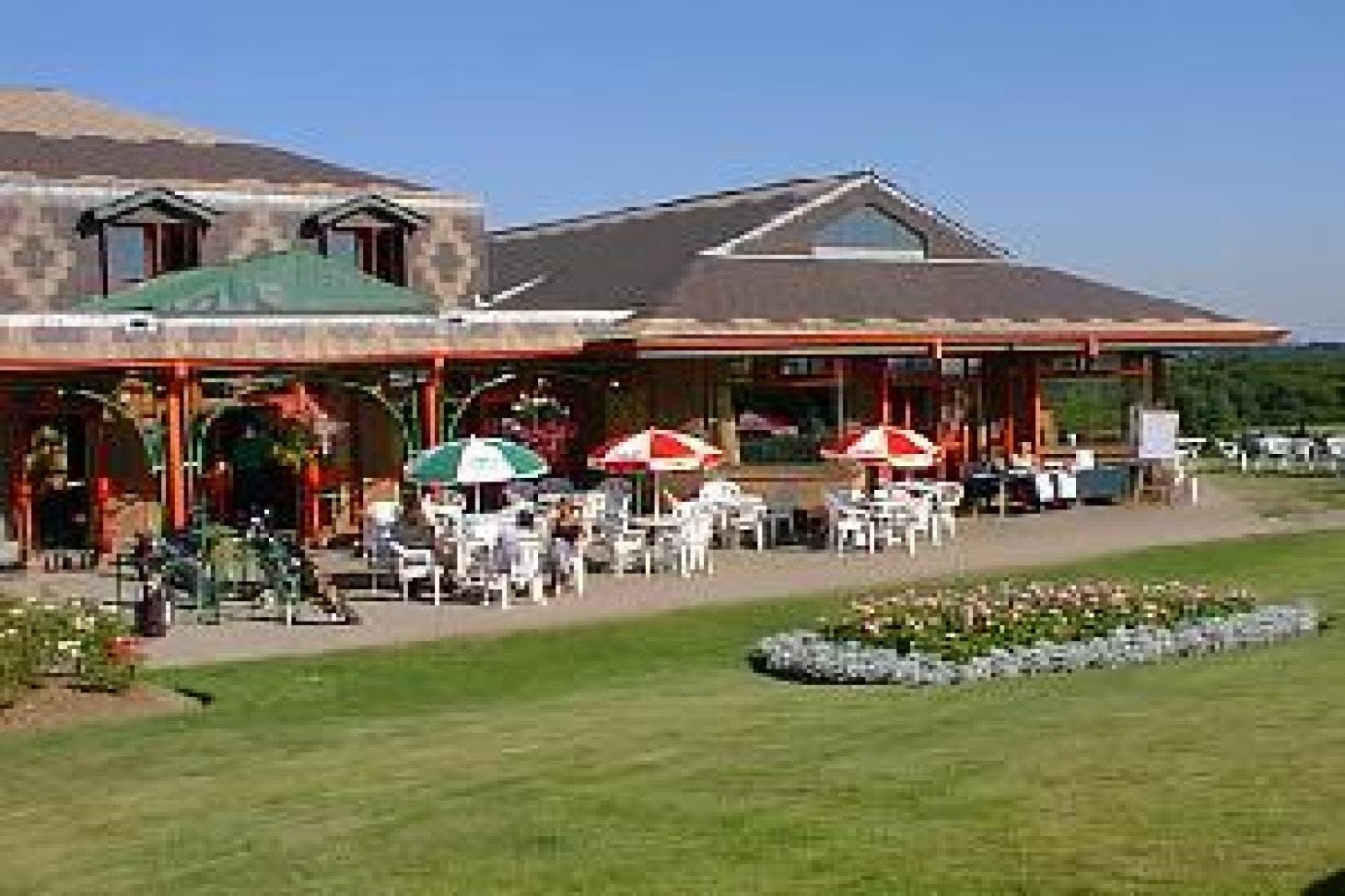 West Essex Golf Club 18 hole golf course