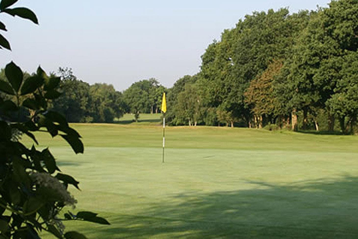 Banstead Downs Golf Club 18 hole golf course