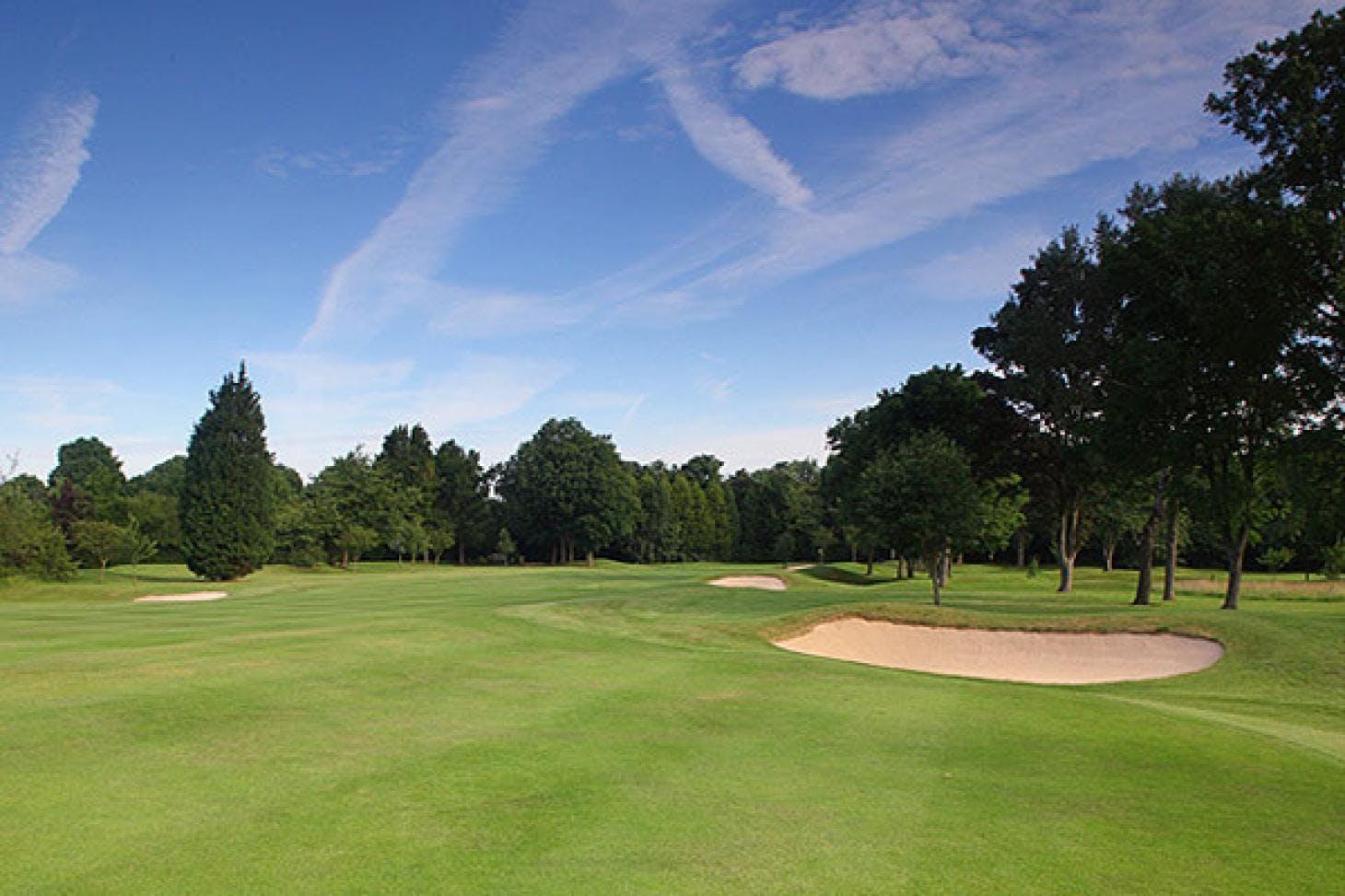 Cuddington Golf Club 18 hole golf course