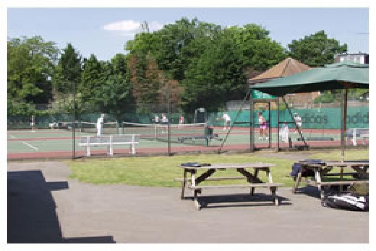 Sheen Lawn Tennis & Squash Club Indoor | Hard squash court