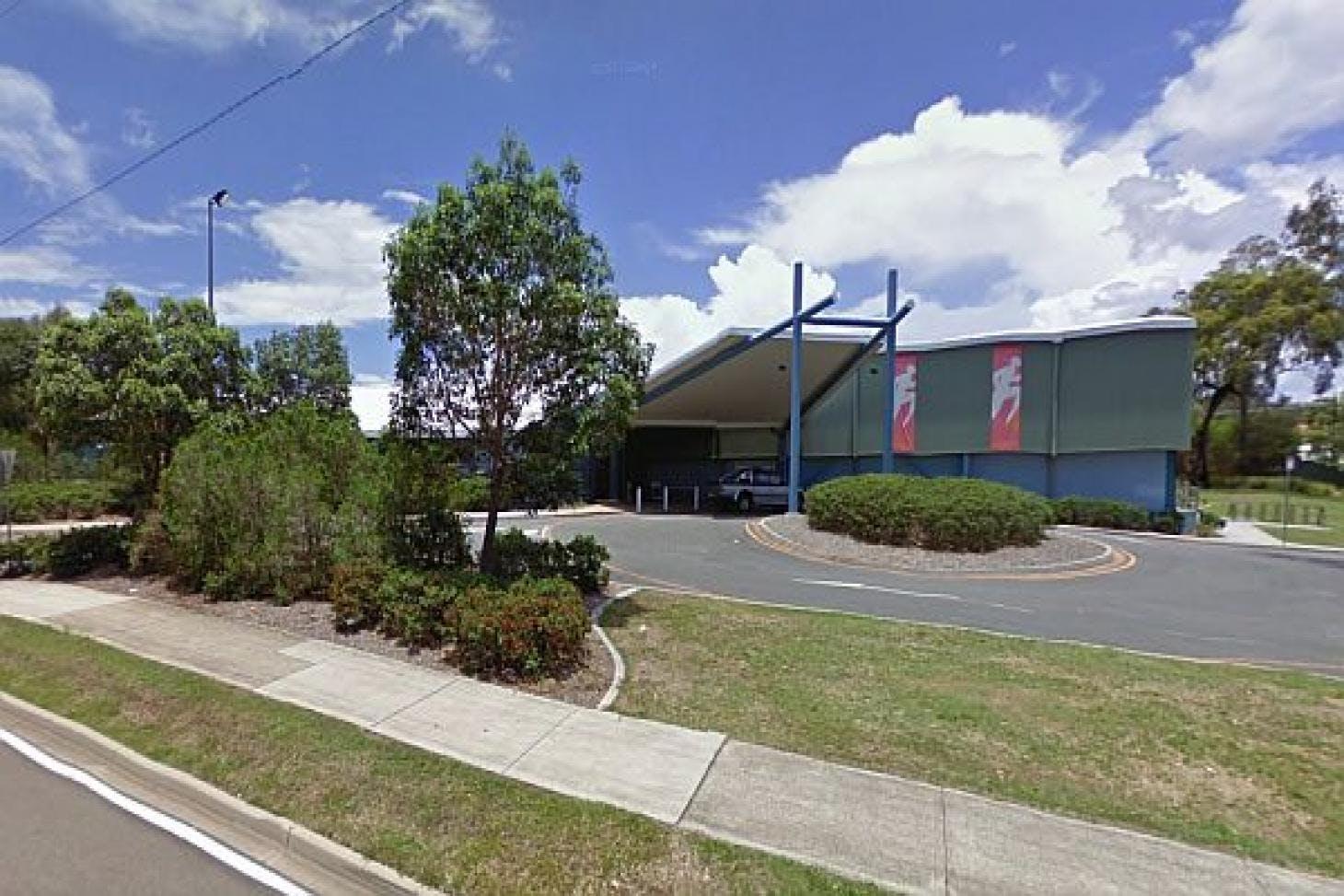 The Warren Sports Centre Indoor netball court