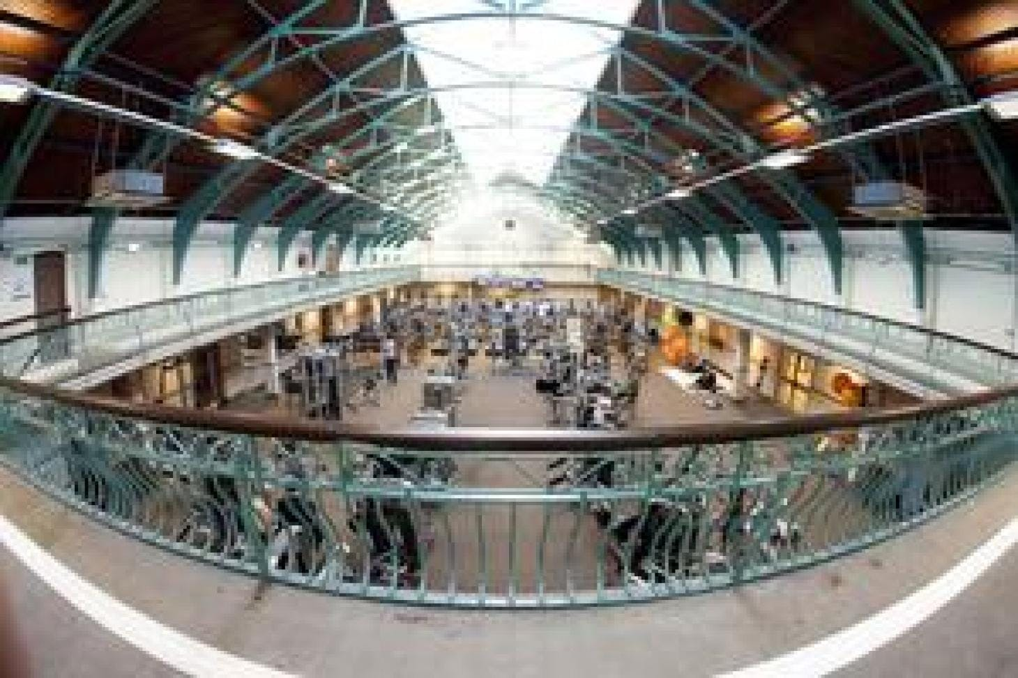 Wimbledon Leisure Centre Gym gym