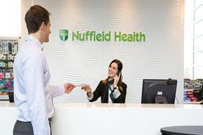 Nuffield Health Wimbledon | N/a Swimming Pool