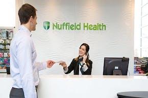 Nuffield Health Wimbledon | N/a Swimming Pool