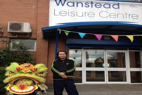 Wanstead Leisure Centre | Hard Squash Court