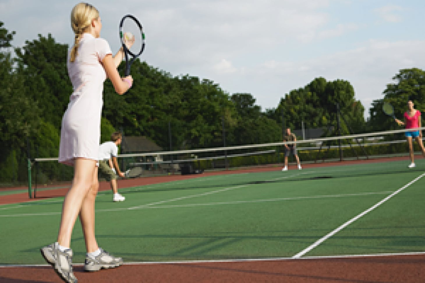 Wandsworth Common Tennis and Bowls Outdoor | Hard (macadam) tennis court