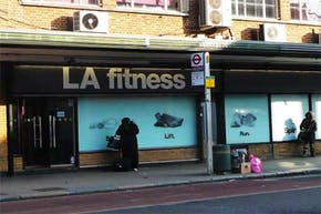 LA Fitness Sydenham  | N/a Swimming Pool