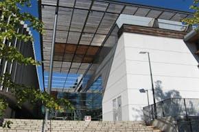 Swiss Cottage Leisure Centre | Indoor Netball Court