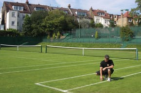 Southfields Lawn Tennis Club | Grass Tennis Court