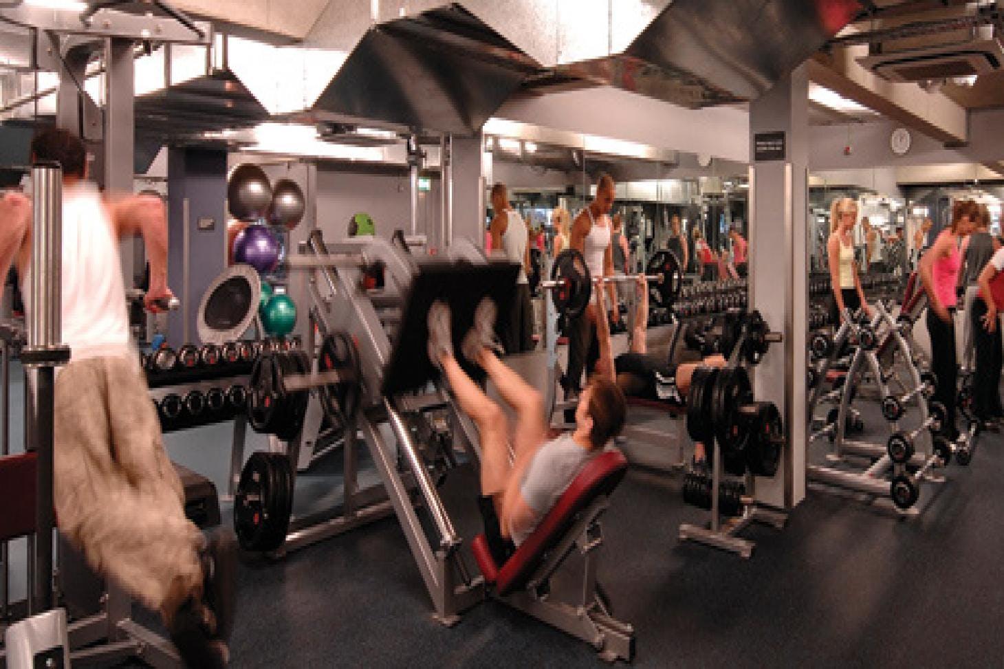 Fitness First Streatham Gym gym