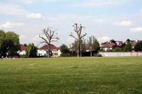 South Norwood Recreation Ground | Concrete Football Pitch