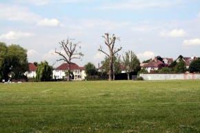 South Norwood Recreation Ground   Grass Athletics Track