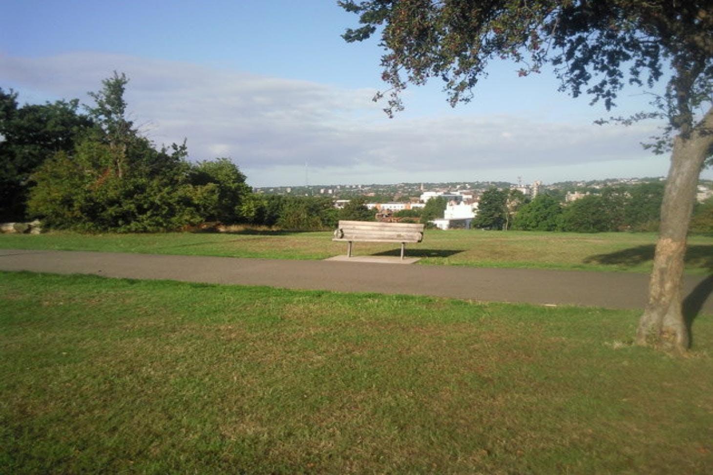 Mountsfield Park Outdoor   Hard (macadam) tennis court