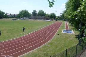 Ladywell Arena | Synthetic rubber Athletics Track
