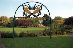 Burgess Park   Grass Cricket Facilities