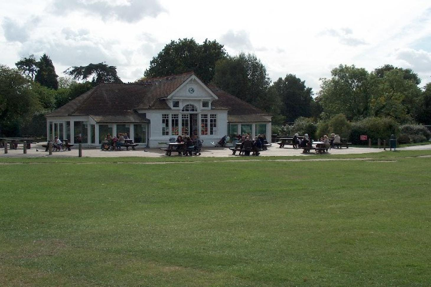 Dulwich Park Nets | Artificial cricket facilities