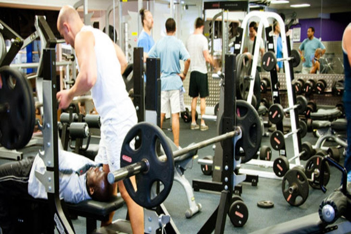Fitness First Shepherds Bush Gym gym