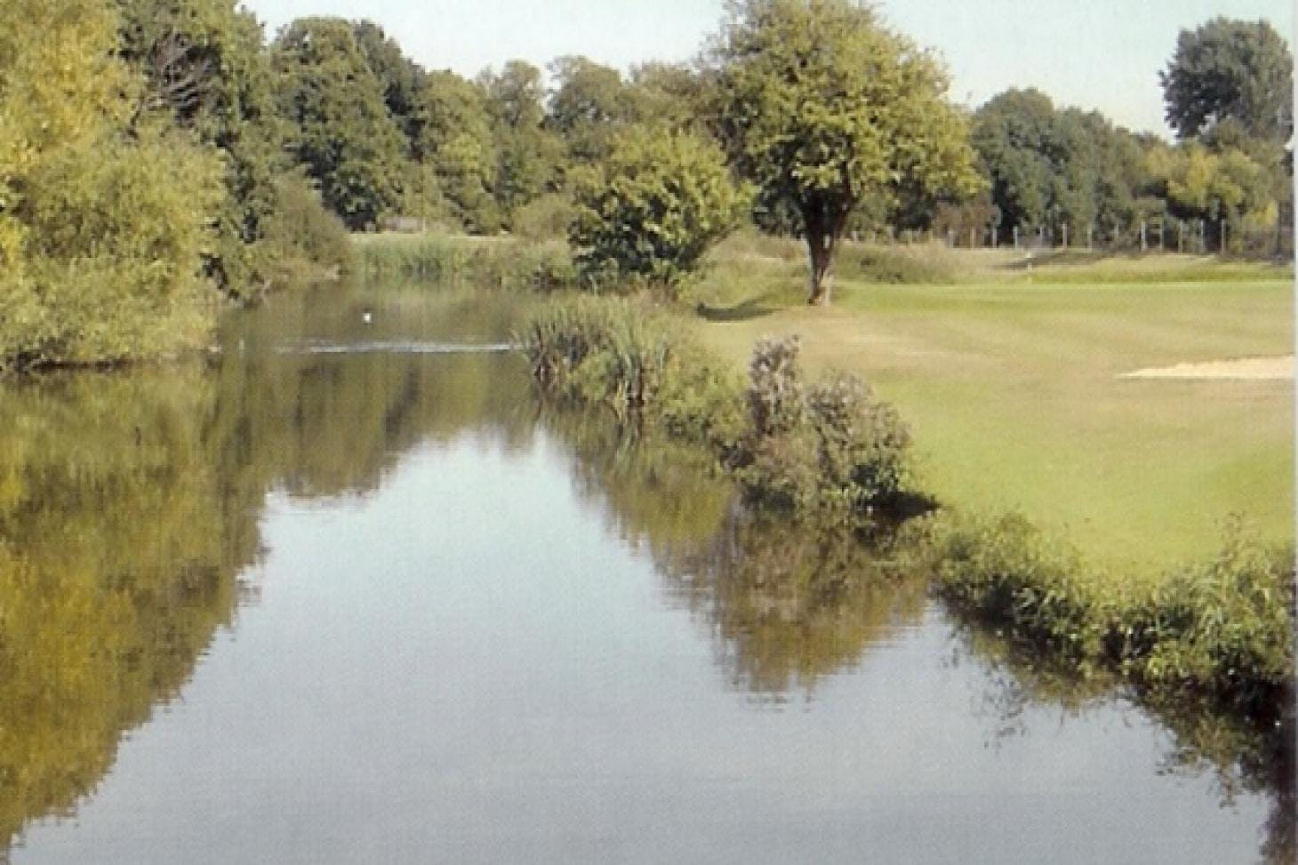 Sidcup Golf Club 9 hole golf course