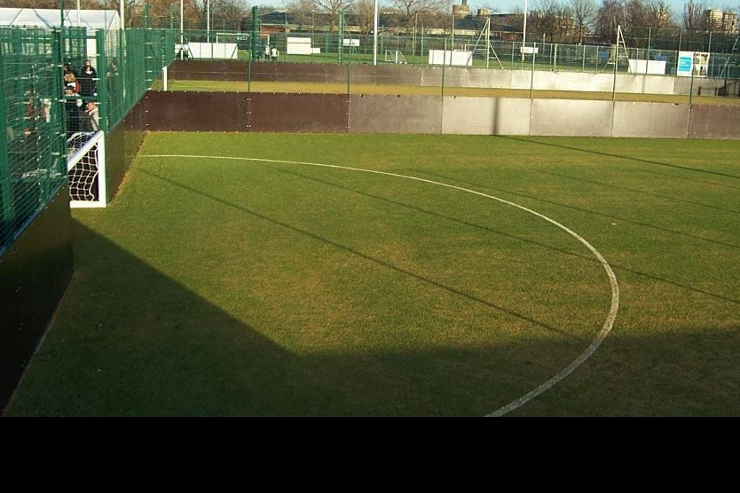 Linford Christie Athletics Track 5 a side | Astroturf football pitch
