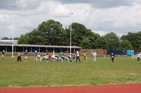 Linford Christie Athletics Track | Grass Rugby Pitch