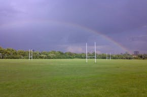 Wormwood Scrubs | Grass Rugby Pitch