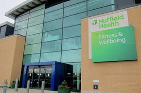 Nuffield Health Norbury | Concrete Netball Court