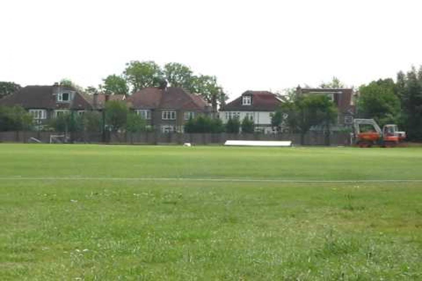 Wilf Slack Memorial Ground Full size | Grass cricket facilities