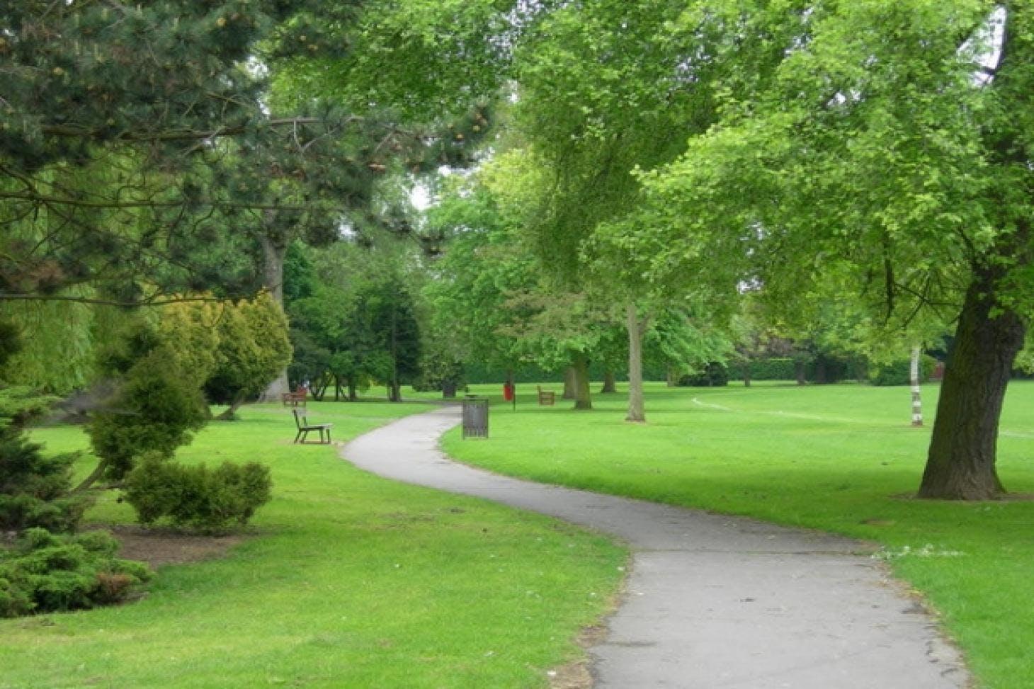 Preston Park Full size | Grass cricket facilities