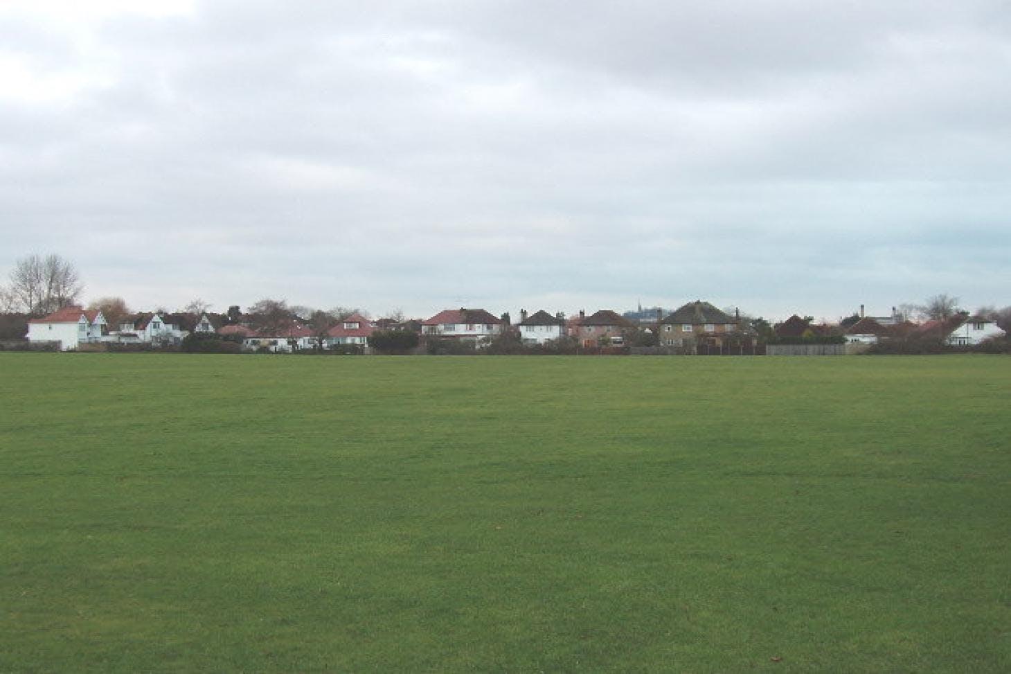 John Billam Sports Ground Union rugby pitch