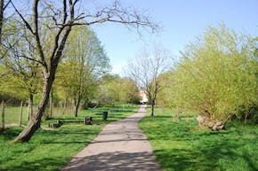 South Norwood Lake and Grounds | Hard (macadam) Tennis Court