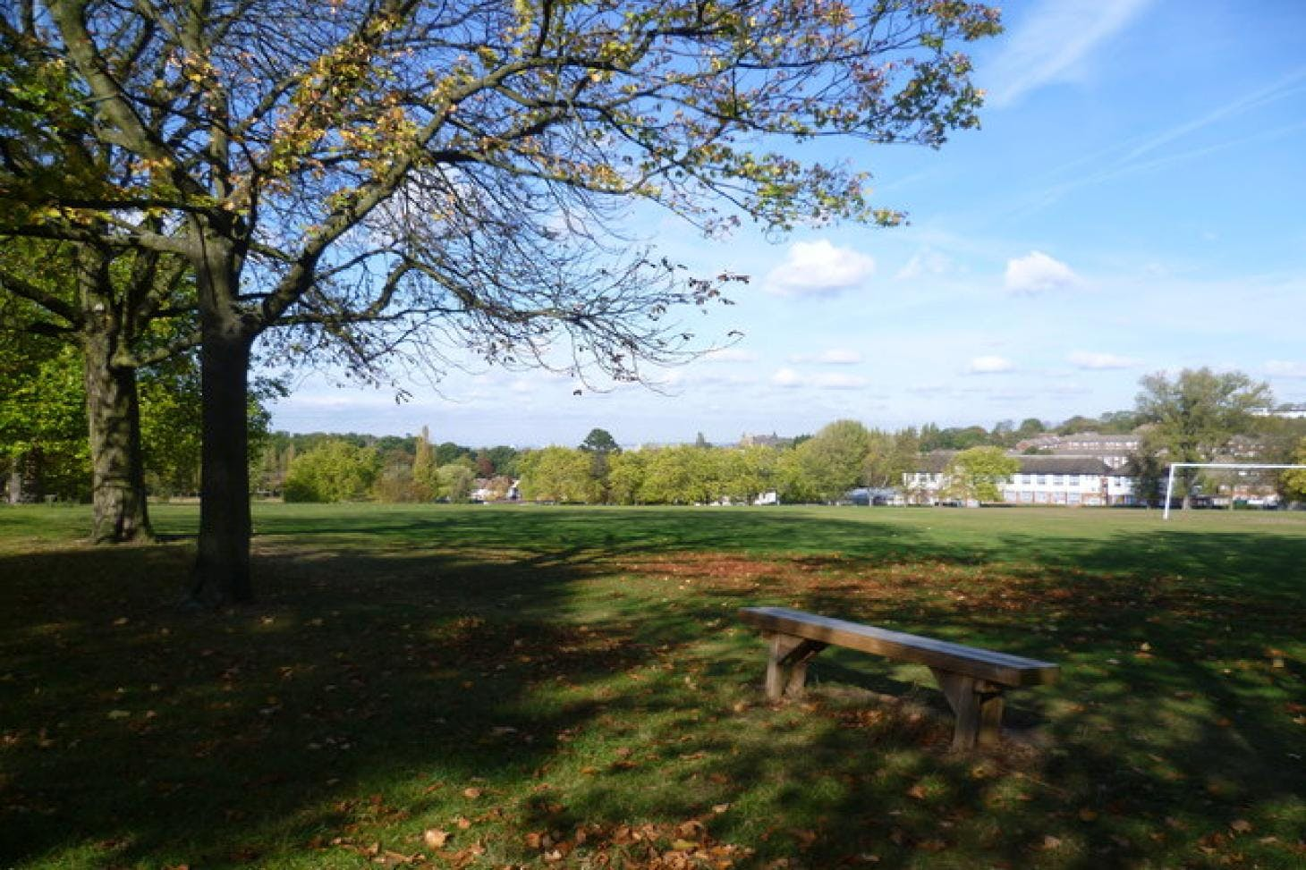 Upper Norwood Recreation Ground 5 a side   Grass football pitch