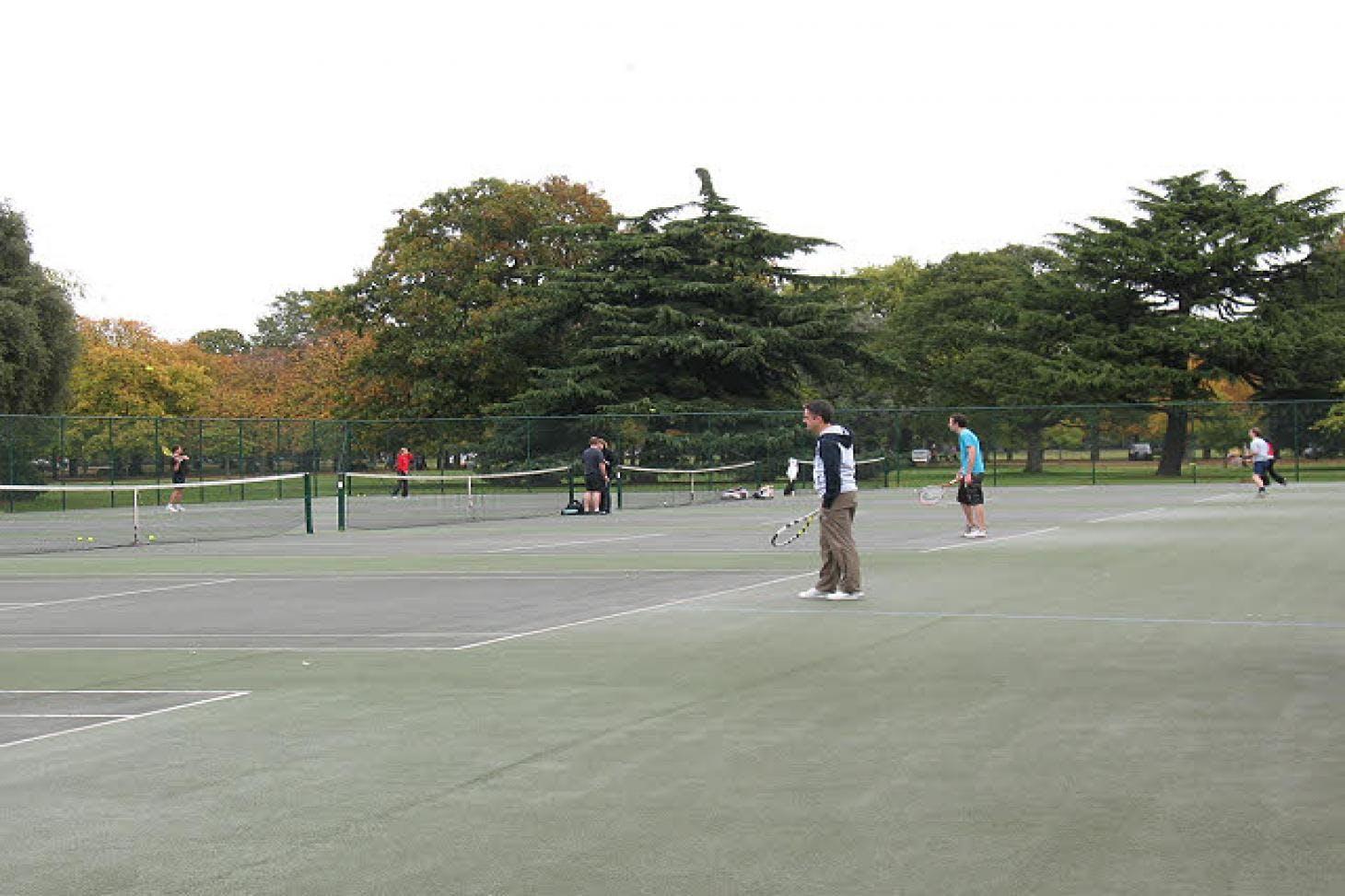 Blackheath Tennis Courts Outdoor | Hard (macadam) tennis court