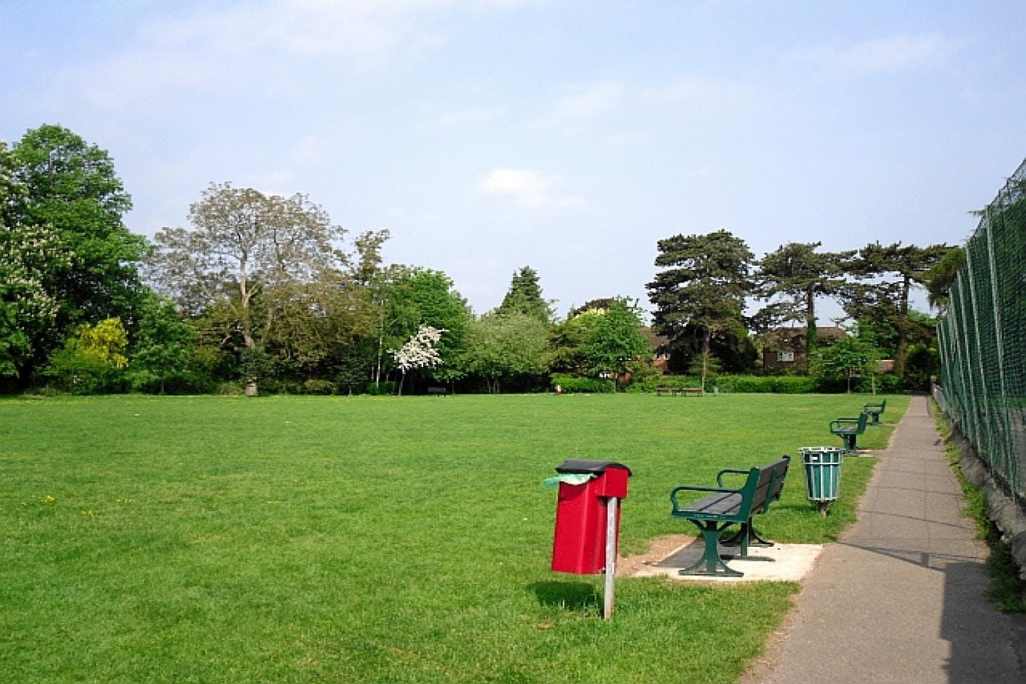 Albert Road Recreation Ground Full size | Grass cricket facilities