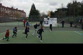 York House Gardens | Hard (macadam) Tennis Court